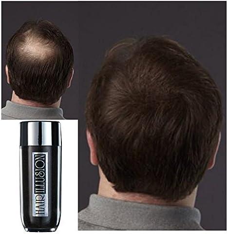 HAIR ILLUSION - 100% Natural Human Hair (38g, black) HI38G-Black
