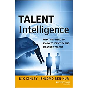 Talent Intelligence Audiobook