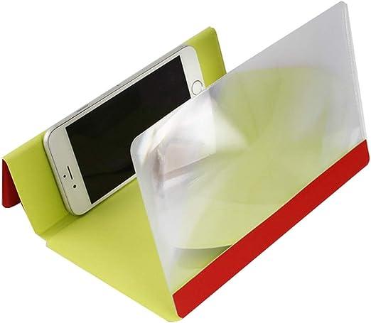 Proyector de teléfono móvil - 3D pantalla del teléfono móvil de la ...