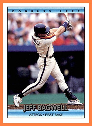 1992 Donruss #358 Jeff Bagwell HOF HOUSTON ASTROS ()