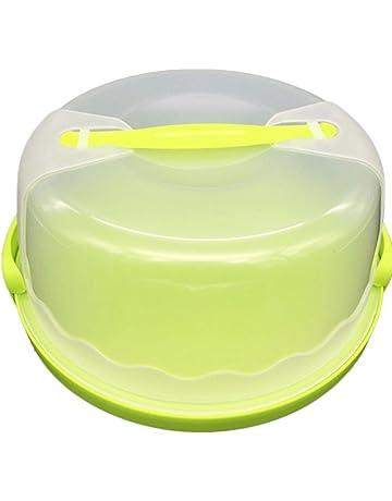 Welim - Caja de Almacenamiento para Tartas y Pasteles, para Pasteles, Pasteles, Pasteles