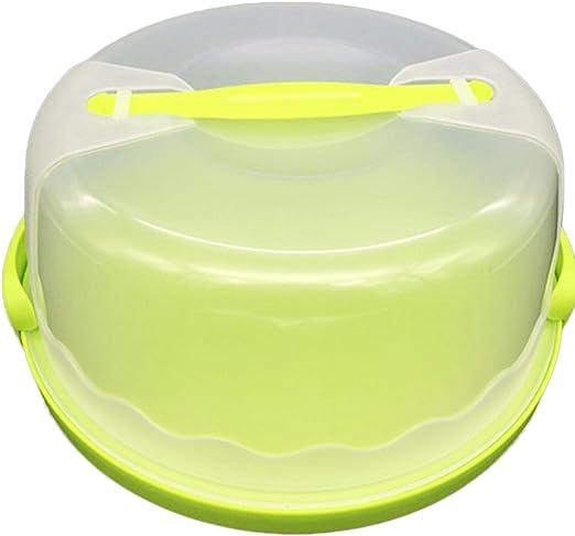Welim - Caja de Almacenamiento para Tartas y Pasteles, para Pasteles, Pasteles, Pasteles, Pasteles, Pasteles, etc.: Amazon.es: Hogar