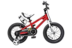 RoyalBabys newly developed Freestyle bike for boys and girls offers factory direct sales with favorable retail price. They are the most famous and best selling kid bike brand in China, with patented components featuring outstanding designs an...