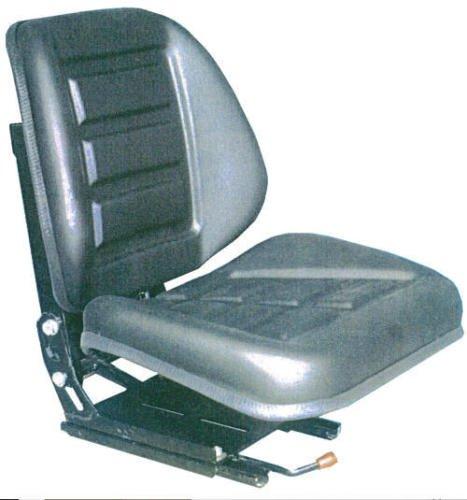 Schleppersitz Traktorsitz Fahrer-Sitz Vario 1050 PVC Schwarz passend Klepp Fendt Case IHC KLARA SEATS