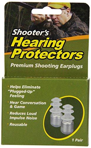 Acu-Life Earplug, Shooter's Hearing Protectors ( 1 Pair)
