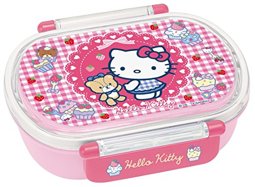 Skater tight lunch box 360ml Hello Kitty cup cake QA2BA -