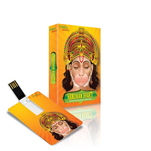 Music Card: Hanuman Bhakti   320 kbps MP3 Audio  4  GB