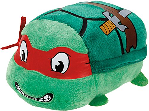 Ty Teeny Ninja Turtle Raphael Stuffed Animal Small 4