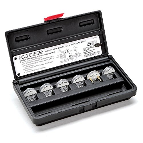 Alltrade 940580 Kit 73 Fuel Injection Test Noid Light Tool Set