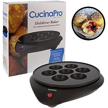 CucinaPro Takoyaki Pan