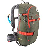 Black Diamond Outlaw AvaLung Backpack, Revolution Green, Medium/Large