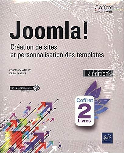couverture du livre Joomla!