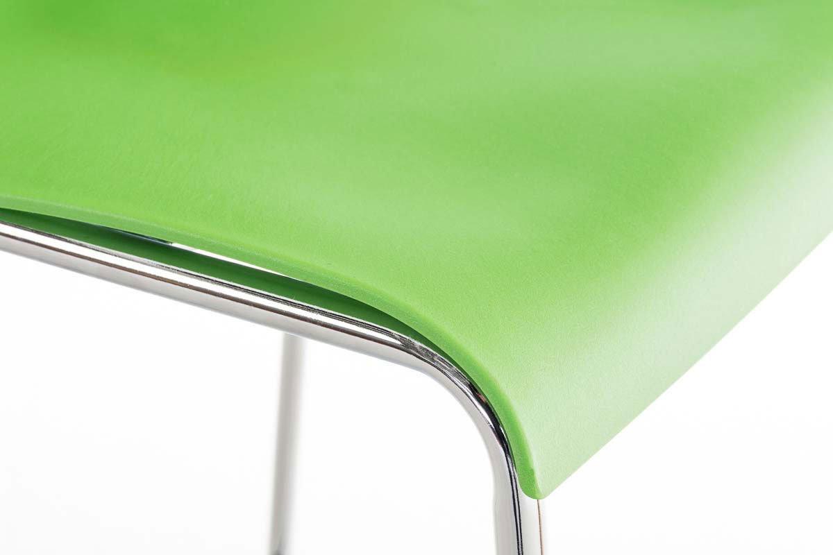 Clp sgabello bar hoover in polipropilene sgabello alto design