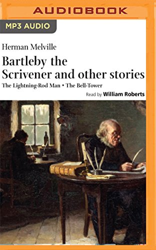 a literary analysis of bartleny the scrivener by herman melville Welcome to the litcharts study guide on herman melville's bartleby, the scrivener created by the original team behind sparknotes, litcharts are the world's best literature guides the new york stock exchange was founded in march of 1817, and its popularity and importance quickly grew a seat on the.