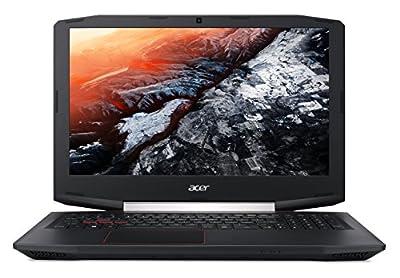 Acer Aspire VX 15 Gaming Laptop, 7th Gen Intel Core i7, NVIDIA GeForce GTX 1050 Ti, 15.6 Full HD, 16GB DDR4, 256GB SSD, VX5-591G-75RM by Acer