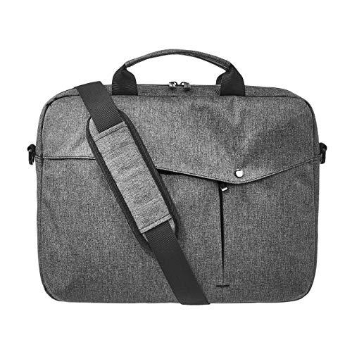 Amazon Basics Business Laptop Case – 15-Inch, Grey