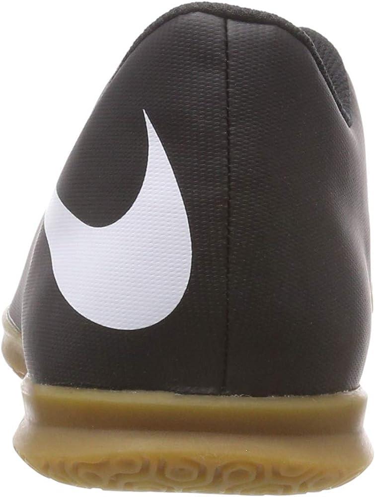 Nike Bravata II IC, Chaussures de Futsal Homme, Noir (Black