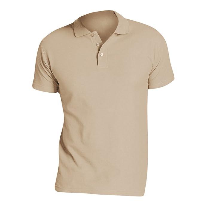 SOLS - Polo de manga corta liso para caballero hombre 100% algodón Modelo  Summer II - Verano  Vacaciones  Amazon.es  Ropa y accesorios 15f3292c8da74