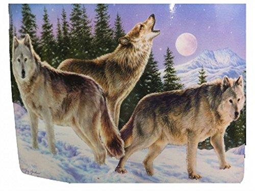 northwest company wolf blanket - 6