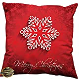 Kaputar Christmas Pillow Case Sofa Car Throw Cushion Cotton Linen Cover Home Decor C | Style PLWCS-182012209