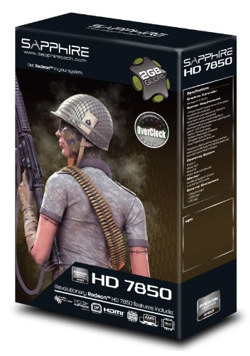 Sapphire Radeon HD OC DDR5 PCI-Express Graphics