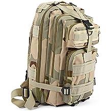 30L Men / Women Sport Bag Hiking Camping Bag Travelling Trekking Bag Military Tactical Backpack Camouflage Bag Rucksacks