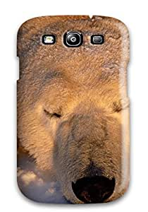 Flexible Tpu Back Case Cover For Galaxy S3 - Polar Bear