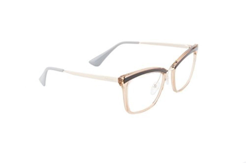 6d7f21394 Óculos de Grau Prada Pr 15uv Kof1o1/50 Marrom/rosa Antigo: Amazon.com.br:  Amazon Moda