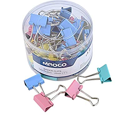 MROCO Binder Clamps
