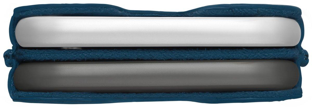 ullu Sleeve for iPhone 8 Plus/ 7 Plus - Deep Sea Blue UDUO7PVT95 by ullu (Image #5)