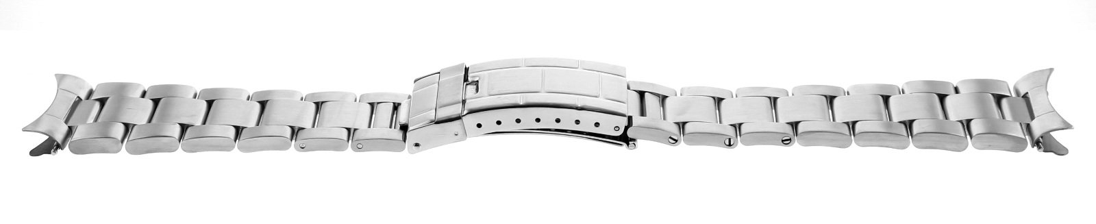 20MM Oyster Band for 40MM Rolex Explorer II 2 16570 FIT Fat Spring BAR FLIP Lock by Ewatchparts (Image #2)