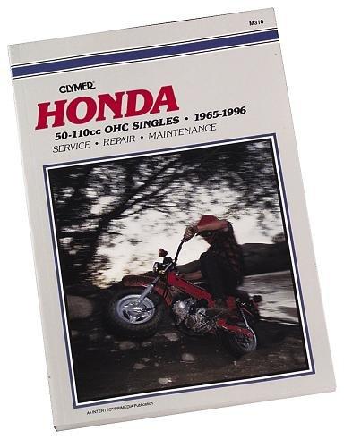 - Clymer 72-96 Honda Z50 Service Manual