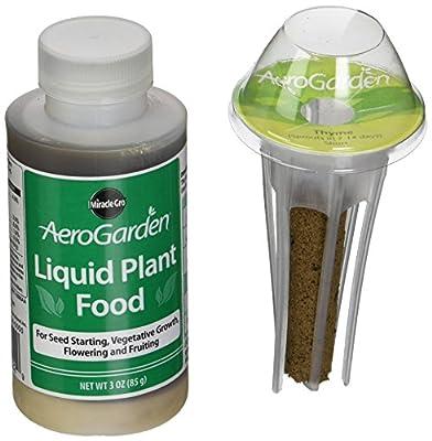 AeroGarden Miracle-GRO Gourmet Herb Seed Pod Kit