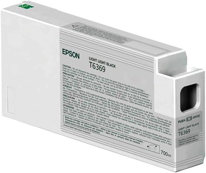 Epson C13T596500 - Cartucho de tinta, cian claro: Epson: Amazon.es ...