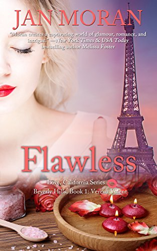 Book: Flawless (A Hostile Beauty Novel) by Jan Moran