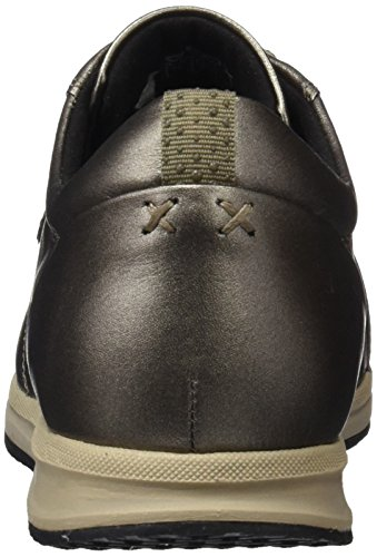 Dk Basses Avery B Geox Taupe Femme Sneakers Marron 6Y1q6wSB