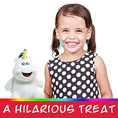 Sparkle Toots Cotton Candy Bundle - Includes Tooting Unicorn 8