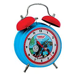 Thomas and Friends Dual Bell Alarm Clock 2001
