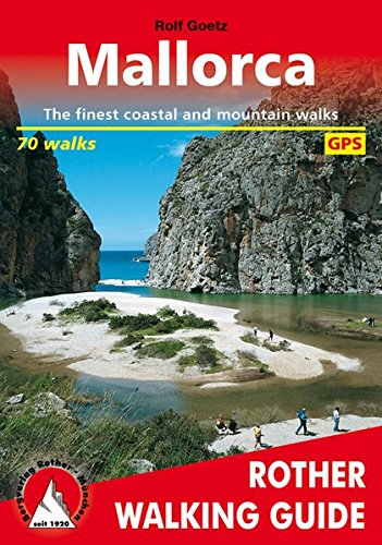 Mallorca (Rother Walking Guides) (English and German Edition)