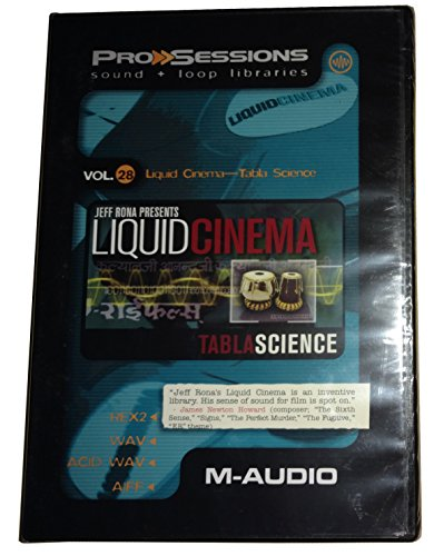 Prosessions Loops (M-Audio ProSessions Vol.28 Liquid Cinema)