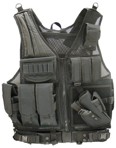 ultimate arms gear tactical vest - 3