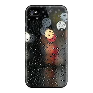 For Iphone 4/4s Protector Case Rain Phone Cover