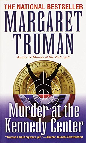 book cover of Murder At the Kennedy Center