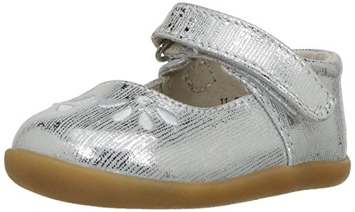 (See Kai Run Girls' Ginny INF First Walker Shoe, Silver, 3 M US)