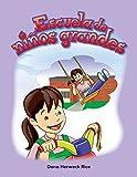 Escuela de niños grandes (Big Kid School) Lap Book (Literacy, Language, & Learning) (Spanish Edition) (Literacy, Language and Learning)