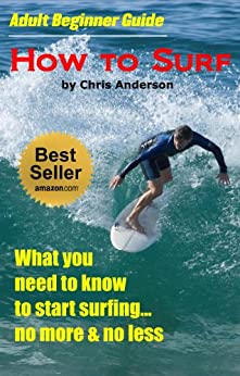 Adult Beginner Guide How Surf ebook product image