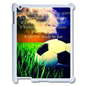 Football CUSTOM Cover Case for iPadair LMc-69963 at LaiMc