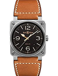 Aviation Mens Automatic Watch BR-03-92-GOLDEN-HERITAGE