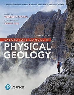 laboratory manual in physical geology 10th edition agi american rh amazon com