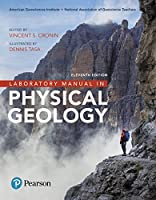 Laboratory Manual in Physical Geology, 11th Edition Cover